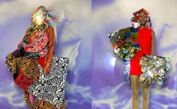 """Matty Bovan 2021 FW LFW """"ODYSSEY"""" - london_fashion_week, fashion-week-en -"""