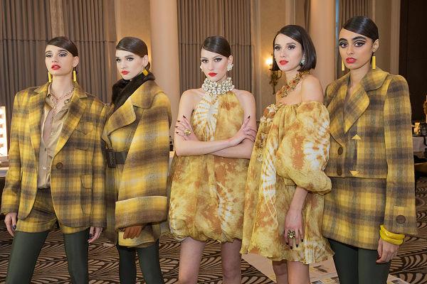 Paul Costelloe Autumn/Winter 2021 LFW - london_fashion_week, fashion-week-en -