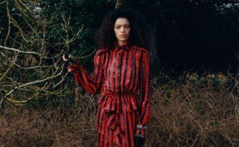 Preen by Thornton Bregazzi 2021 ősz-tél - kollekció, amelyet a karantén inspirált - london-fashion-week, fashion-week -