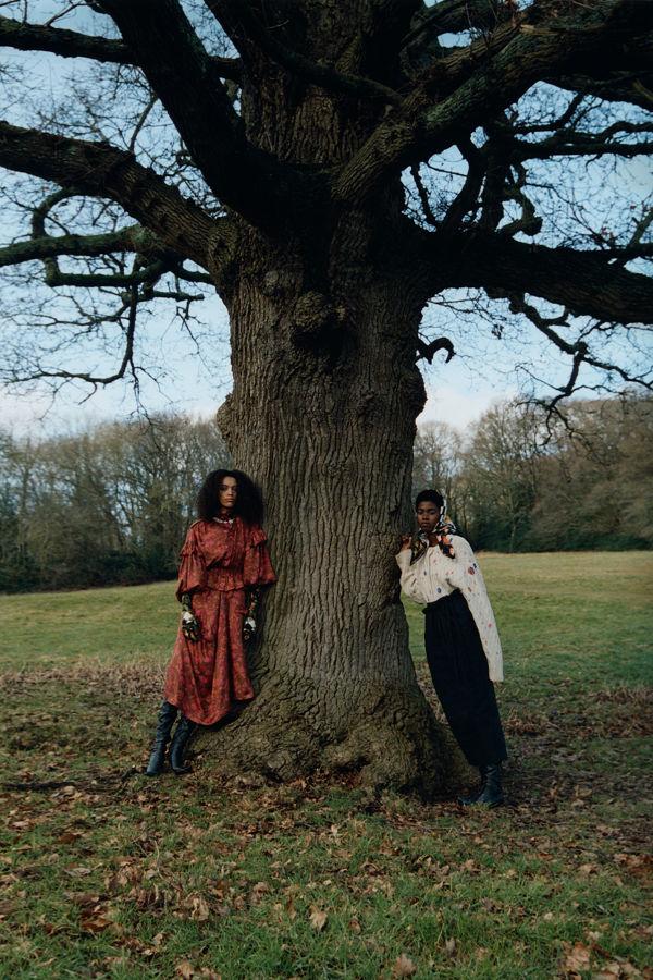 Preen by Thornton Bregazzi AW21- a lockdown inspired collection - london_fashion_week, fashion-week-en -