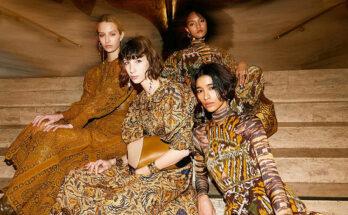 A nyolcvanas évek elejére repít Ulla Johnson 2021 ősz-téli kollekciója - fashion-week -