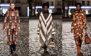 Chloé 2021 ősz-tél - Párizsi nomádok - fashion-week -