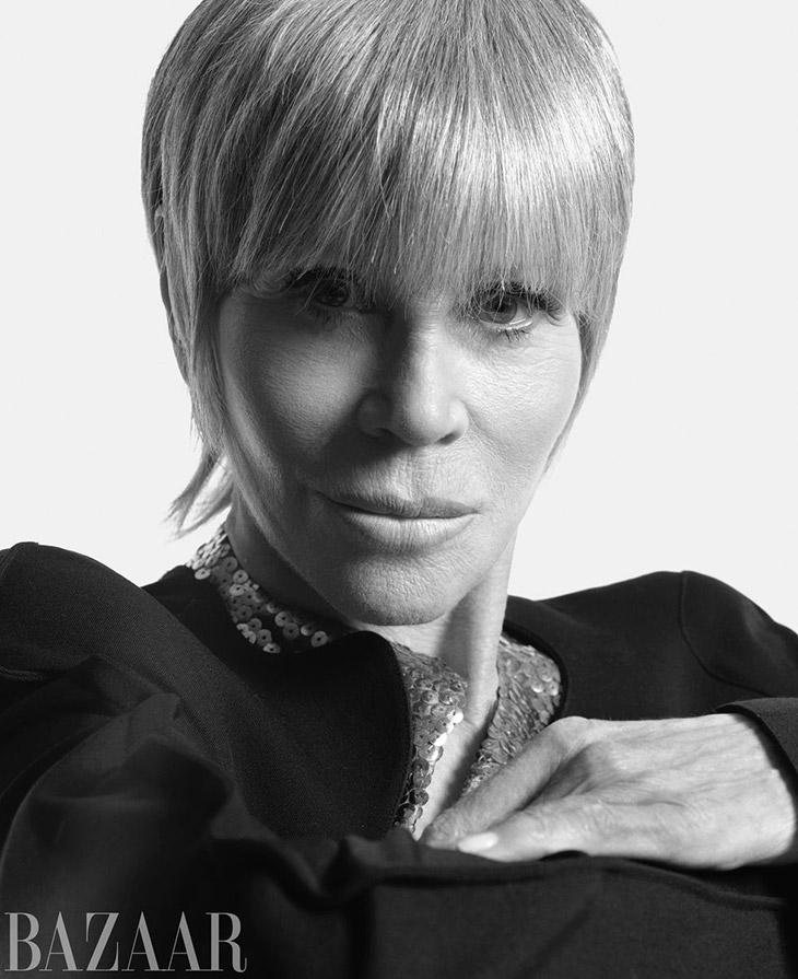 Jane Fonda a Harper's Bazaar címlapján tündököl - ujdonsagok -