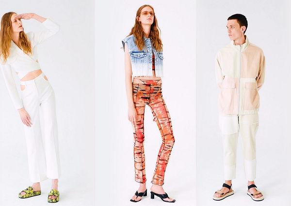Bershka - colorful spring summer 2021 - fashion, campaign -