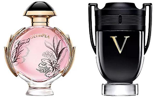 Paco Rabanne új illatpárosa: Olympéa Blossom és Invictus Victory - parfum-2, beauty-szepsegapolas -