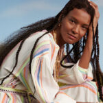 Ethiopian supermodel Liya Kebede collaborates with H&M