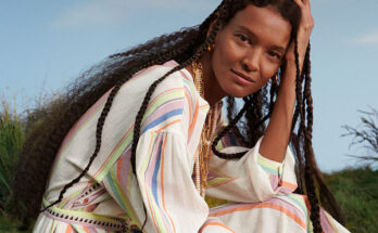 Ethiopian supermodel Liya Kebede collaborates with H&M - fashion-news, fashion -