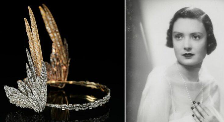 A világ legangyalibb art deco Cartier hajpántja - uncategorized-hu, ekszer, divat-tortenetek, ujdonsagok -
