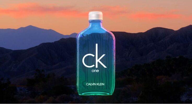 Calvin Klein nyári illata megérkezett: CK ONE SUMMER - parfum-2, beauty-szepsegapolas -