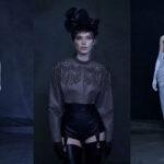 Ulyana Sergeenko 2021/2022 ősz-tél Haute Couture kollekció