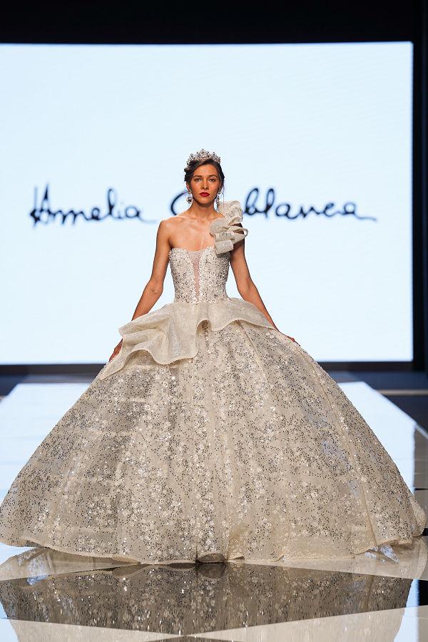 Milano Bridal Week 2022 - Amelia Casablanca menyasszonyi ruhái - minden-mas, fashion-week -