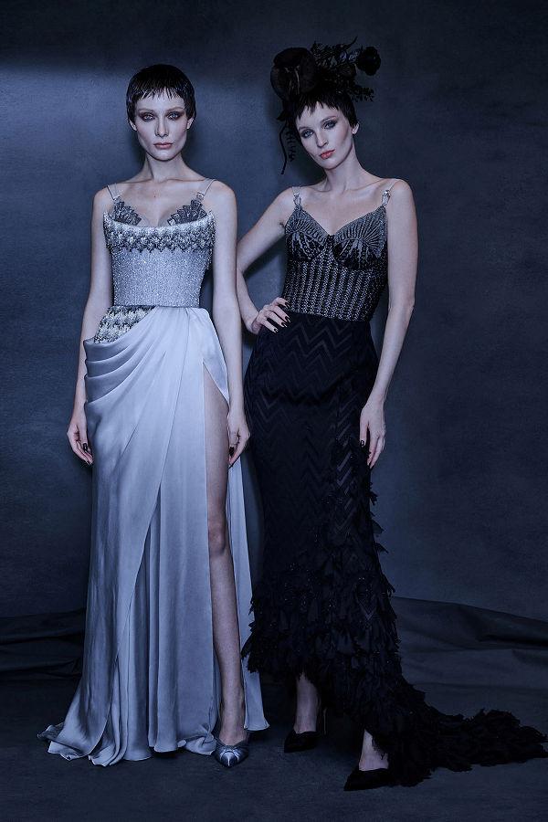 Ulyana Sergeenko 2021/2022 ősz-tél Haute Couture kollekció - fashion-week, ujdonsagok -