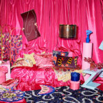 Újabb divattervezővel készített közös kollekciót az Ikea – Zandra Rhodes KARISMATISK